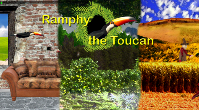 Ramphy the Toucan